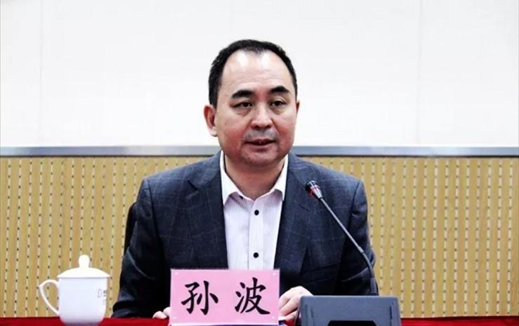 广东孙波_山西建投集团董事长孙波 刘毅伟摄