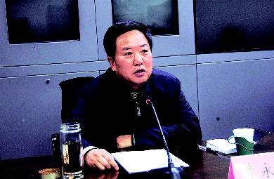 李永林:实施生态兴省 加快绿化山西图片