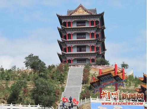 山西朔州:平鲁凤凰古城打造旅游名镇(组图)